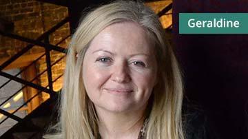 Geraldine Sweeney