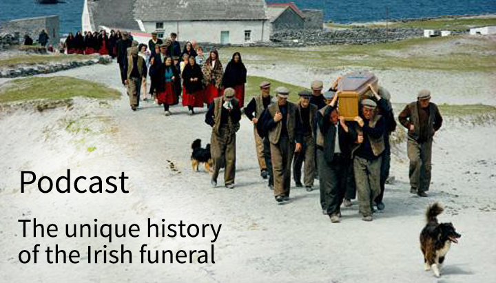 History of the Irish Funeral