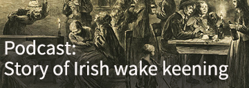 Irish wake keening