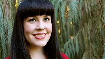 Caitlin Doughty, mortician and author