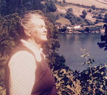 My Nana Evelyn