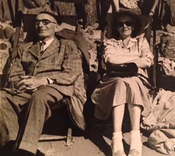 Richard and Margaret