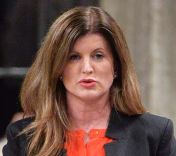 Federal Health Minister Rona Ambrose said in September that Canada has to do better when caring for people who are dying. (Adrian Wyld/Canadian Press)