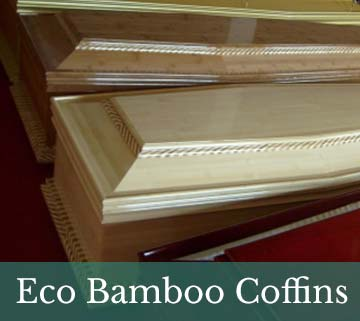 Eco Bamboo Coffins, UK