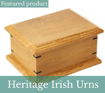 Heritage Irish Urns
