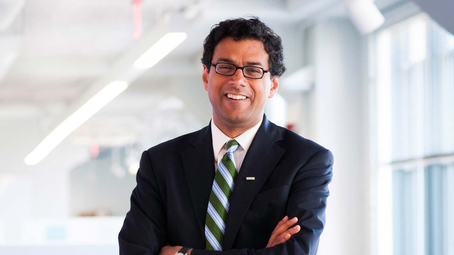 Atul Gawande, photo by Aubrey Calo