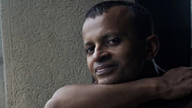 Sandip Roy, photo by Bishan Samaddar