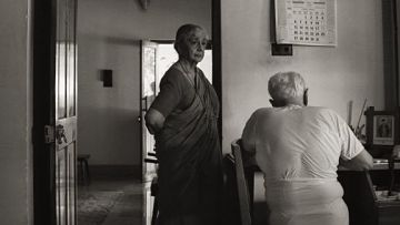 Anand Katakam's grandparents
