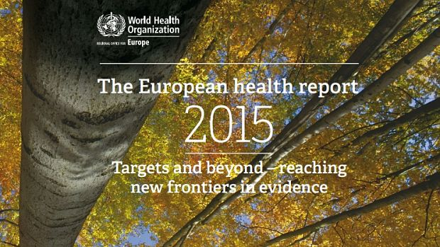 WHO European Health Report 2015