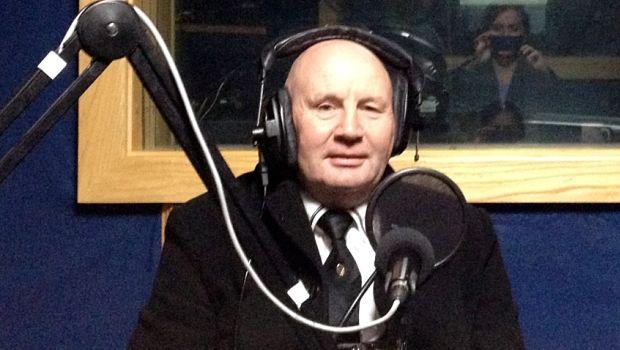 peadar farrelly, funeral director