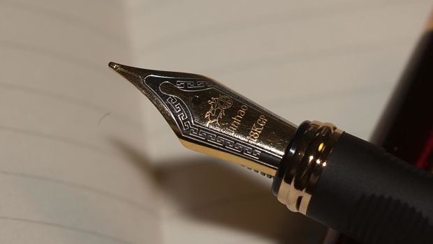 writing old pen