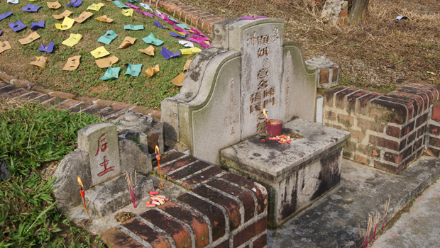 qingming tomb-sweeping festival 2016