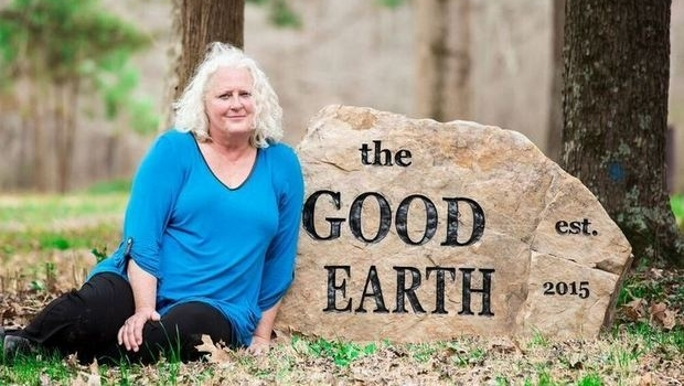 Shelia Champion, founder of The Good Earth Burial Ground in Hazel Green. (Courtesy photo/AL.com)