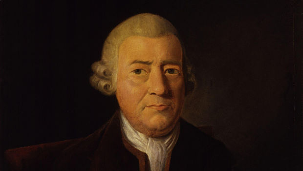 John Baskerville, by James Millar