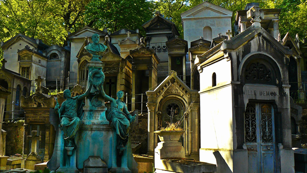 Cemetery Paris France