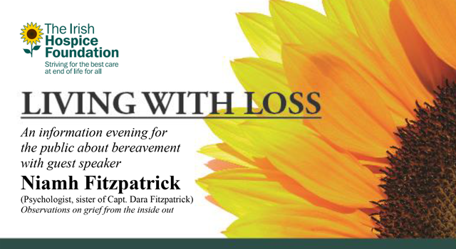 Living with loss - Irish Hospice Foundation