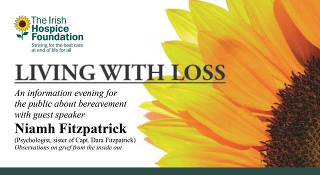 Living with loss - Irish Hospice Foundation